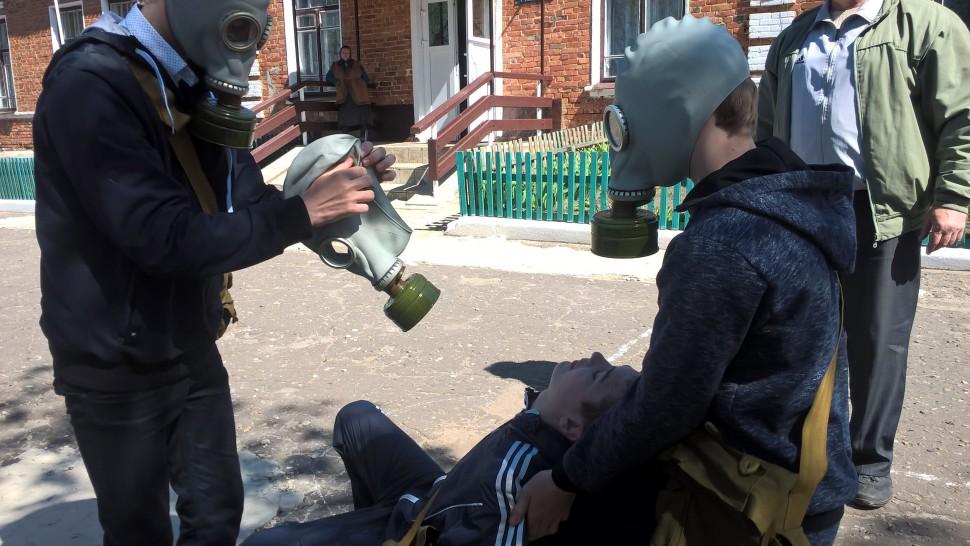Альбом: 28 квітня в Просянській ЗОШ був проведений День цивільного захисту