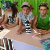 Альбом:   Будні пришкільного табору відпочинку «Барвінок»  при Просянській ЗОШ І – ІІ ступенів